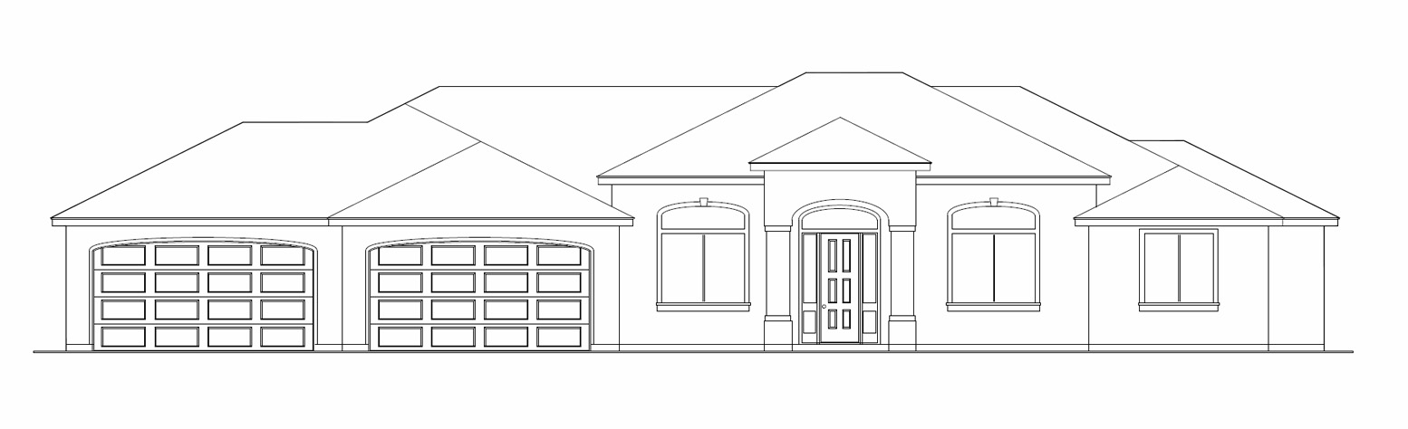 Elevation-Plan-McLeod-Home-Design-House-Plan-Fairview-2775